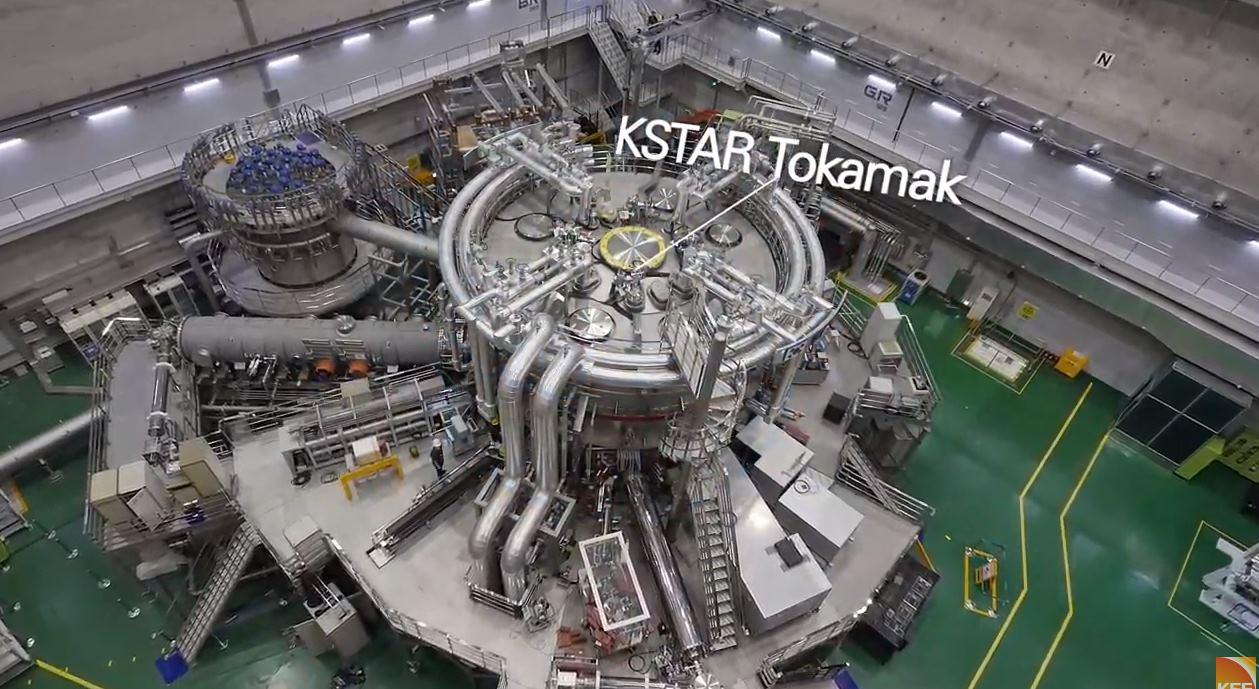 El Sol artificial de Corea es capaz de calentarse a 100 millones de grados durante 20 segundos