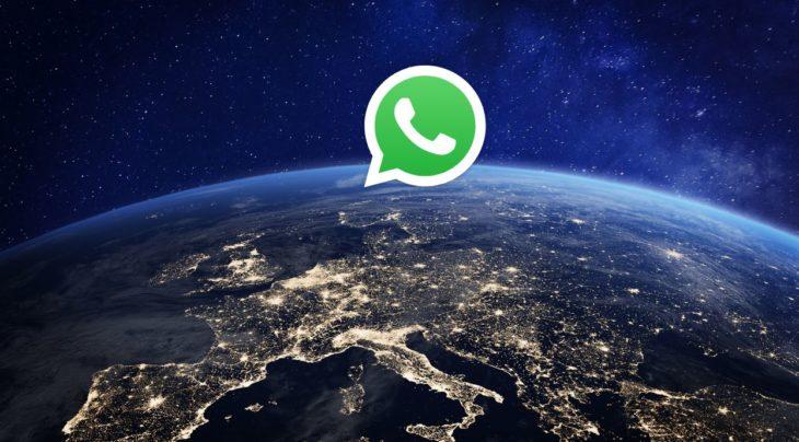 Whatsapp Europa