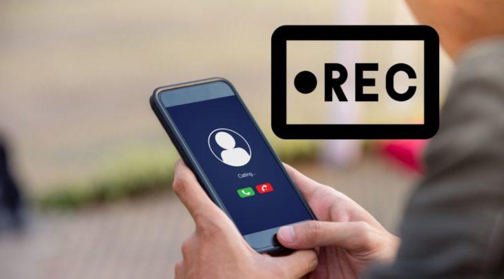 grabar llamadas