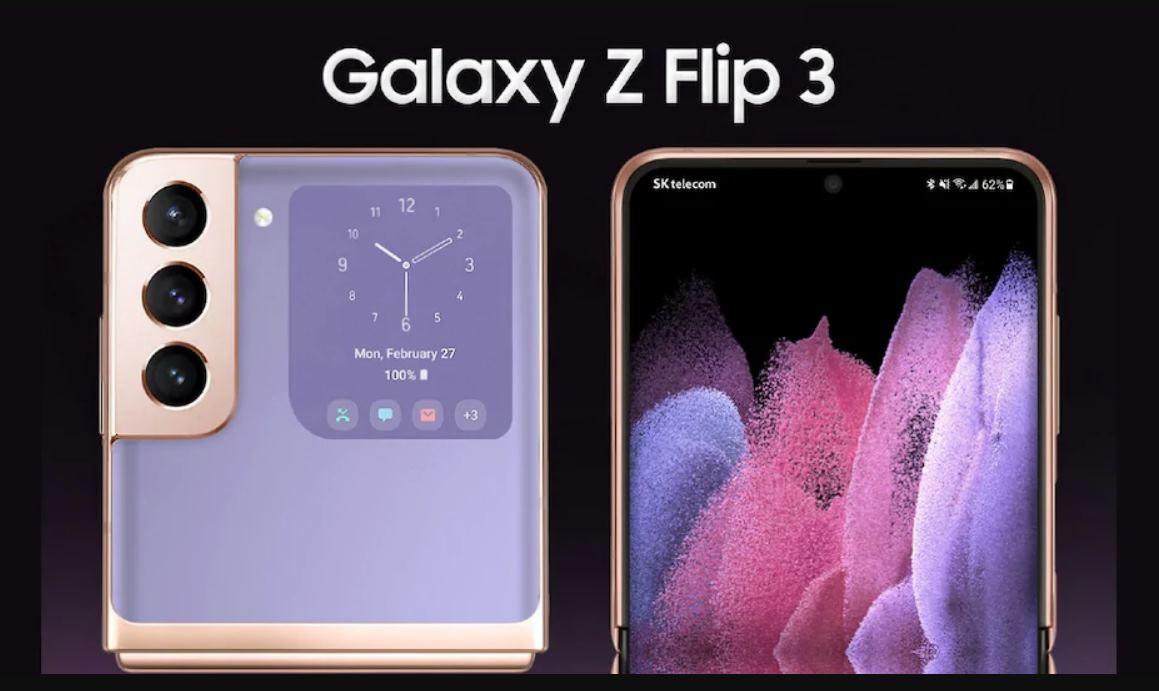 El Samsung Galaxy Z Flip 3 vendrá con las cámaras del S21, según informe