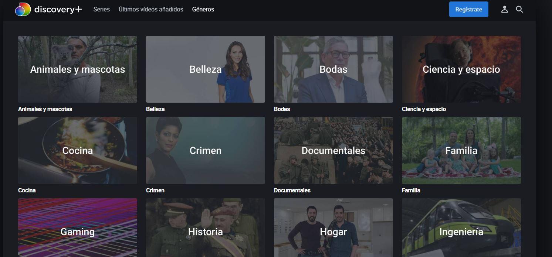 Discovery+, nueva plataforma de streaming disponible en Fire TV, Roku, móviles y más, en Estados Unidos