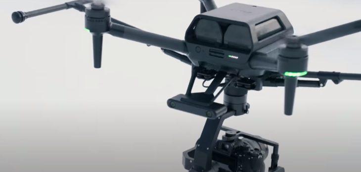 dron sony
