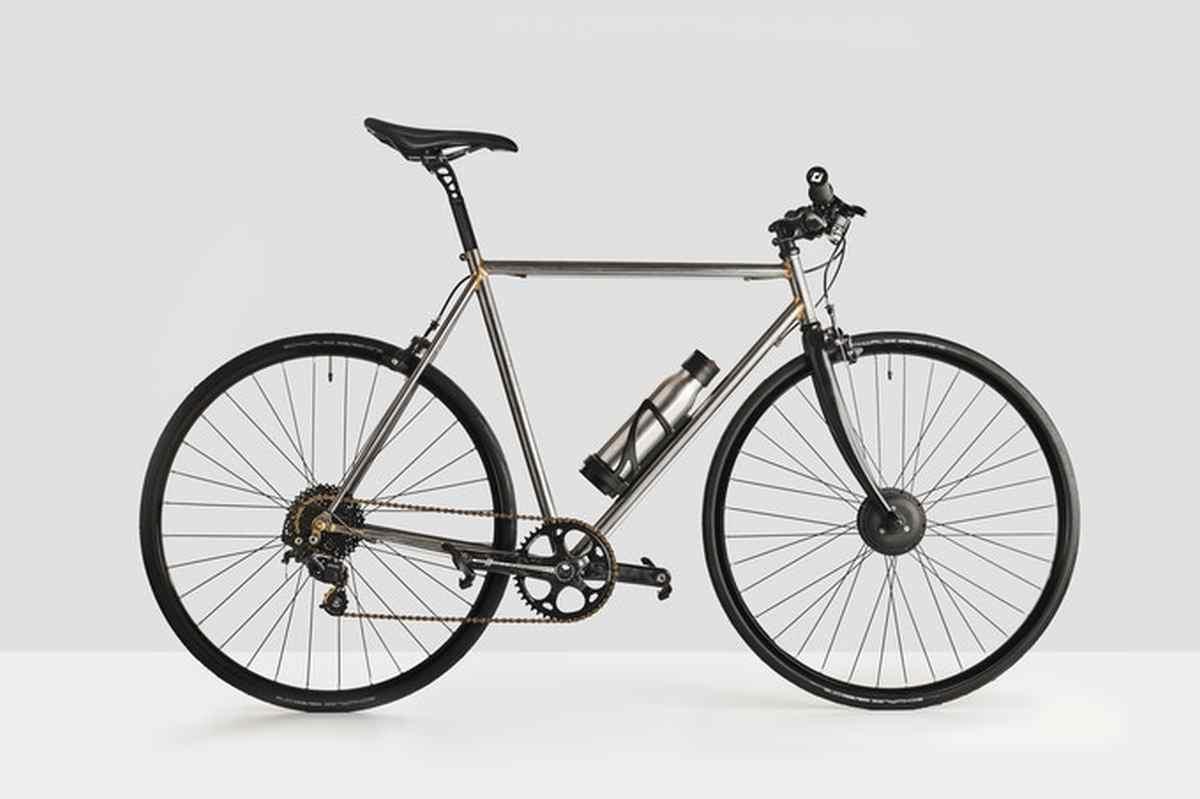 Un kit que permite convertir cualquier bicicleta a eléctrica de forma más fácil y asequible