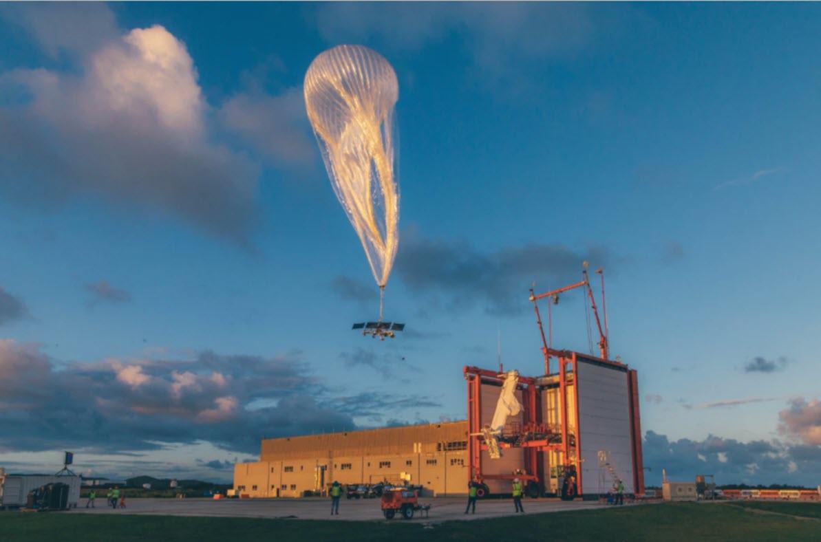 Los globos de Loon llegan a su fin, Alphabet cierra el proyecto que lleva internet a zonas remotas