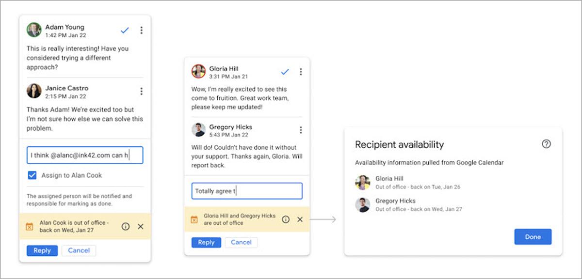 Google Docs suma una nueva opción para el trabajo en equipo
