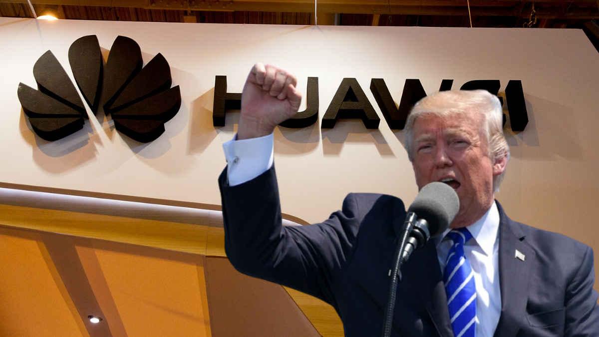 Bloqueo a sus proveedores: El último golpe de Trump a Huawei