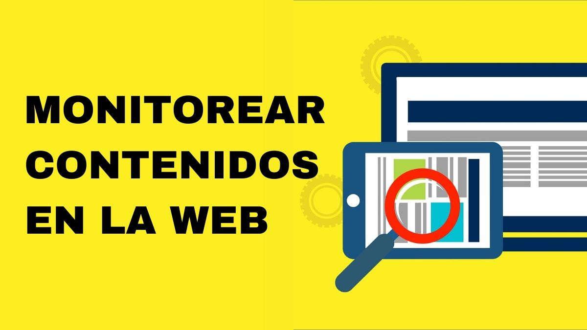 Cómo monitorear las menciones que recibe tu contenido en la web
