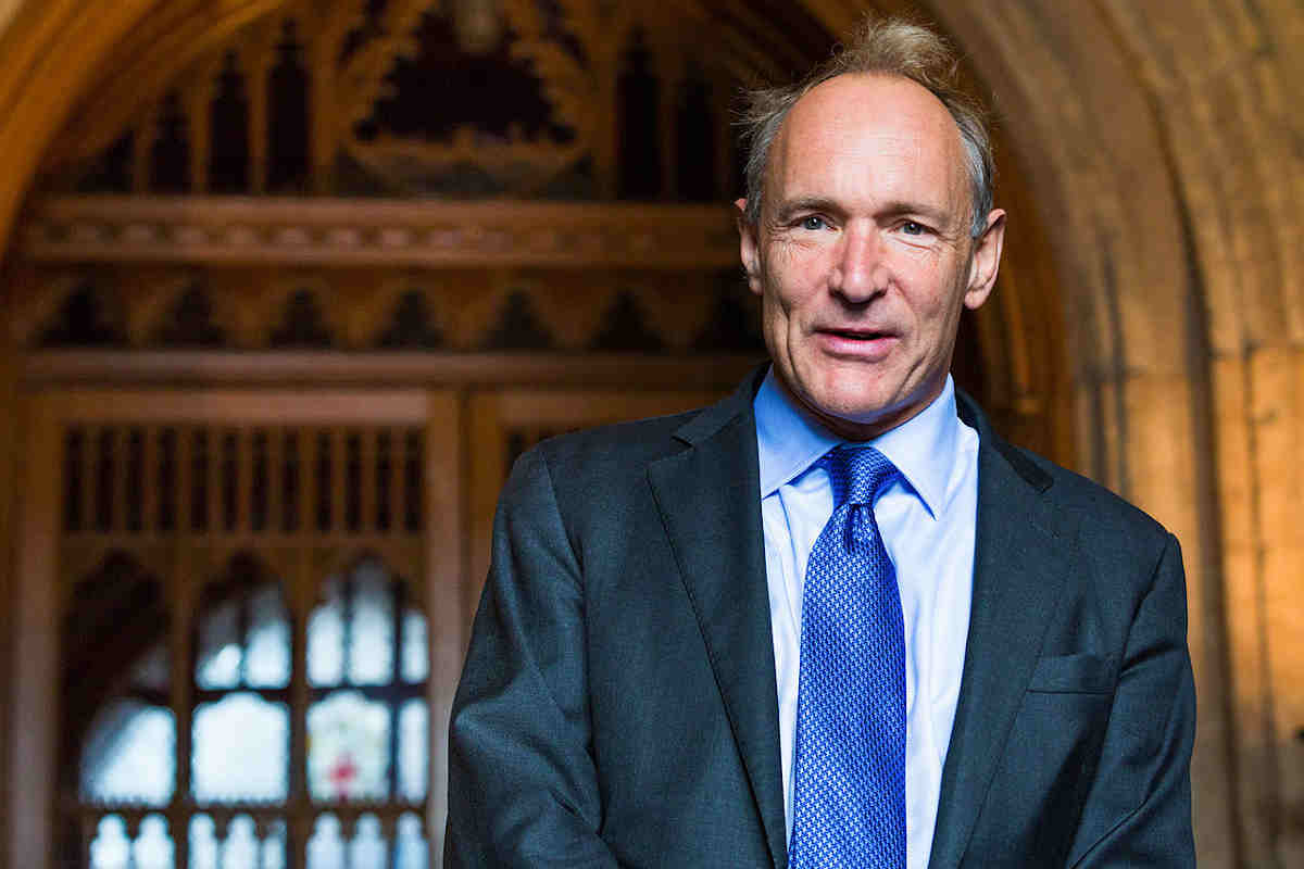 Tim Berners-Lee presentó nueva iniciativa para «reestructurar» la web