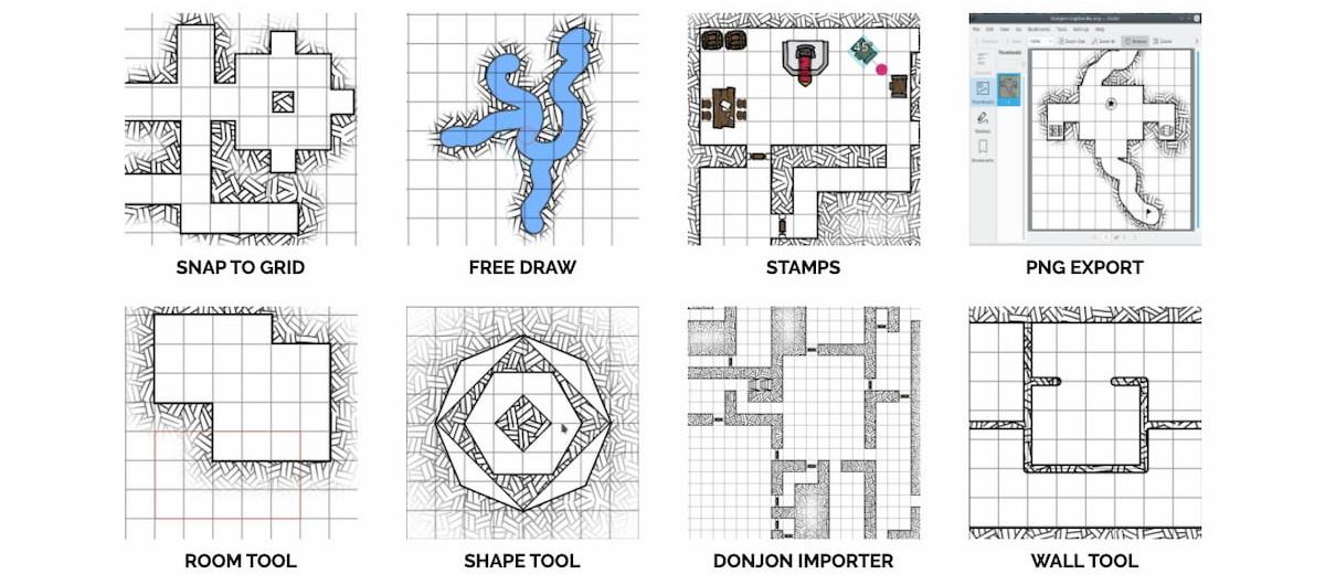 Cómo crear mapas para juegos de rol fácil y de forma gratuita