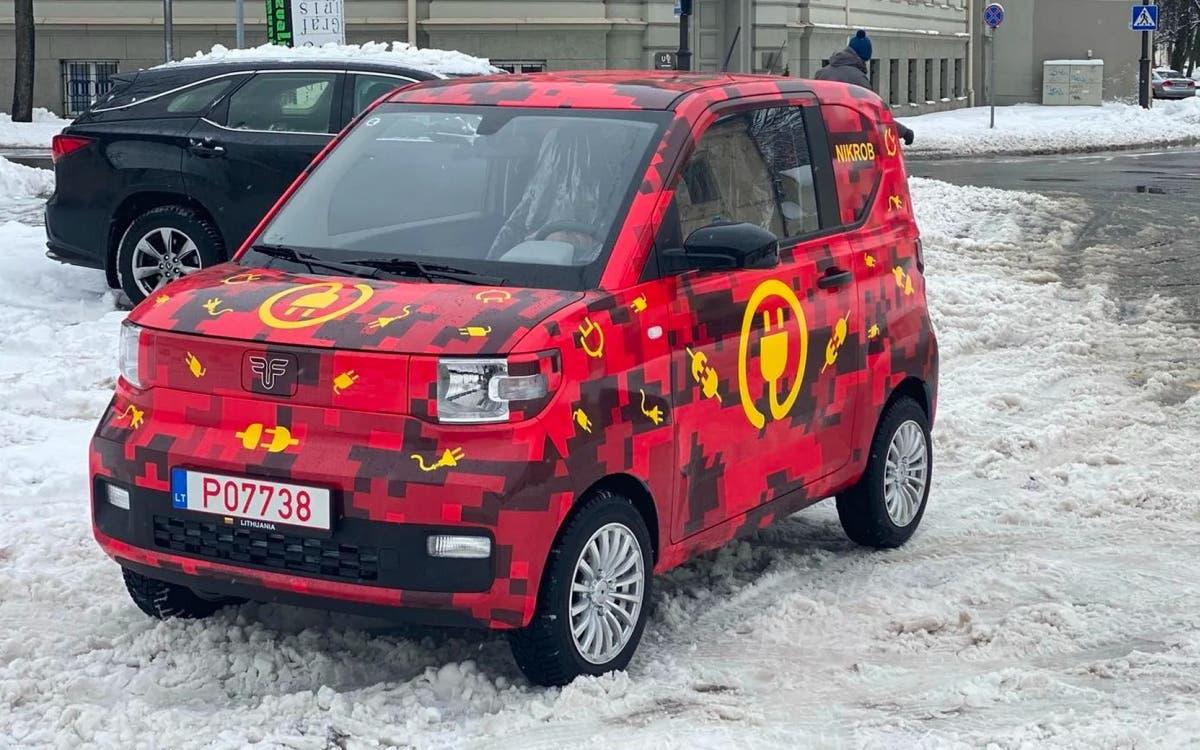 El coche eléctrico más barato de China llega a Europa