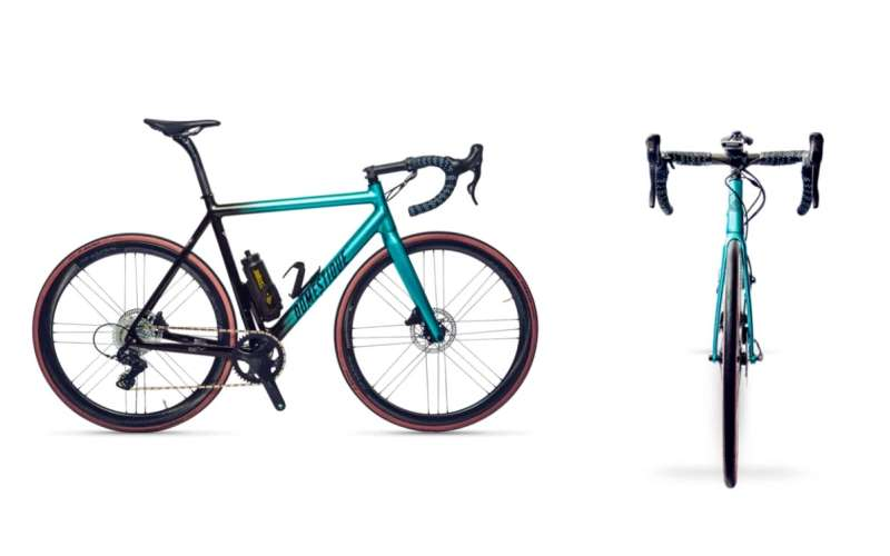 hps domestique, la bicicleta electrica mas ligera del mundo