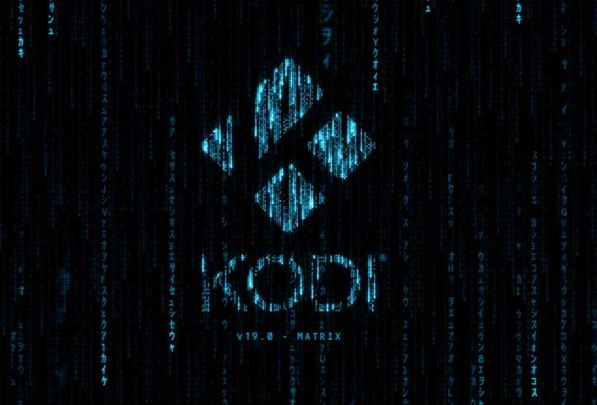 Kodi 19 Matrix