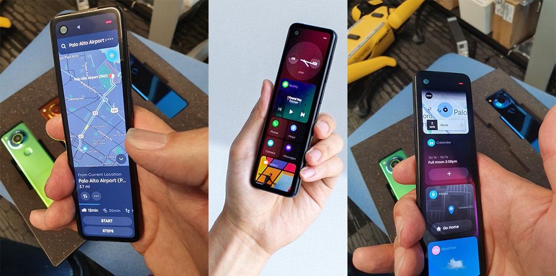 Smartphones que nunca fueron lanzados al mercado