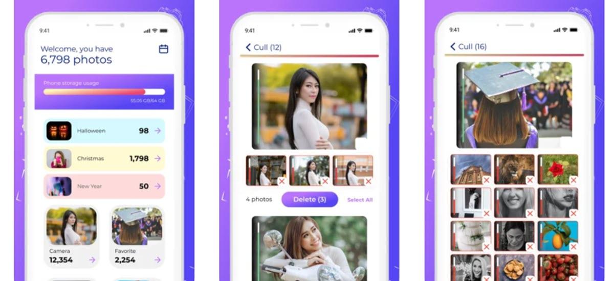 Canon lanza una app con IA que te ayuda a elegir tus mejores fotografías