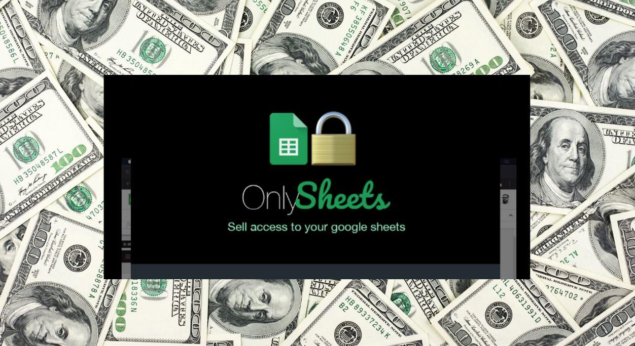 Vender acceso a un documento, una interesante forma de ganar dinero