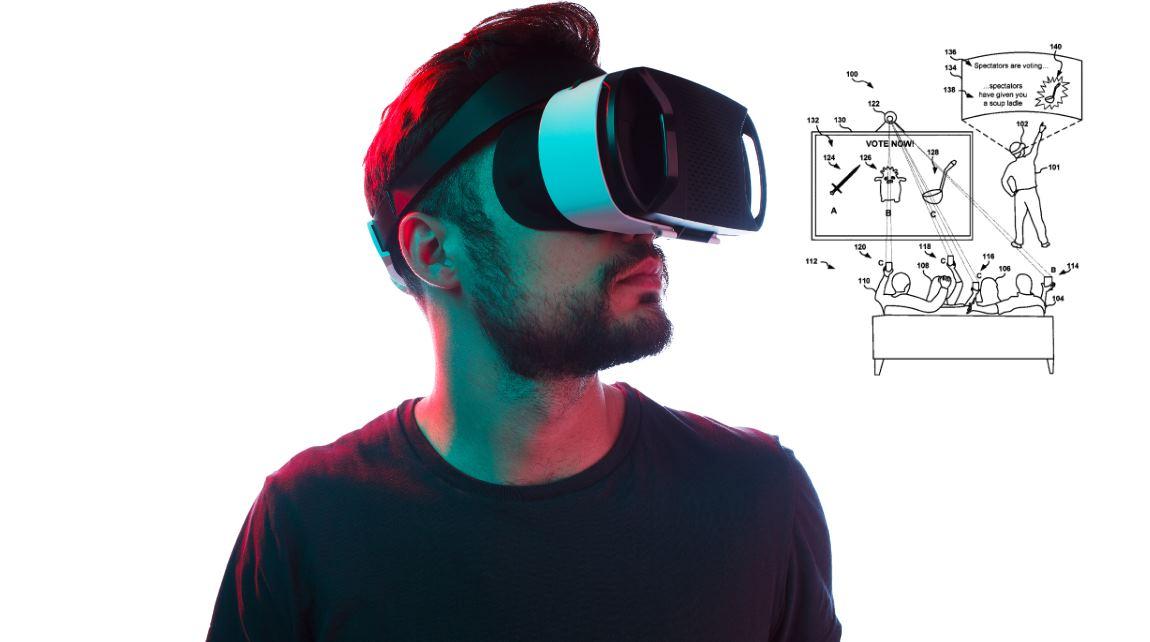 Realidad virtual asimétrica, donde varios participan de la misma sesión, uno dentro de la VR y otros fuera