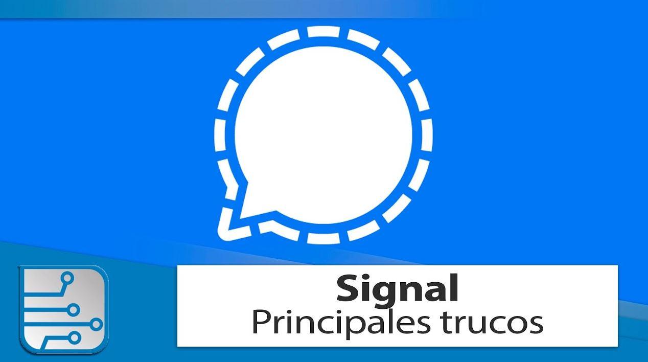 Trucos de Signal para usuarios novatos