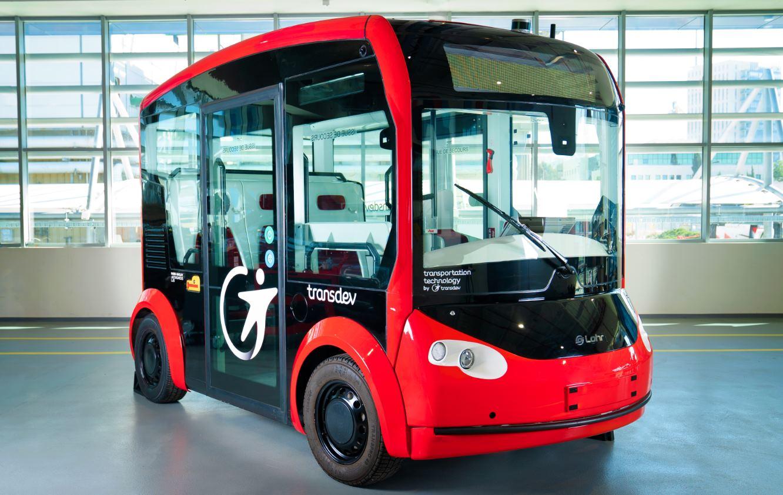 El transporte público sin conductor sigue avanzando en Mobileye