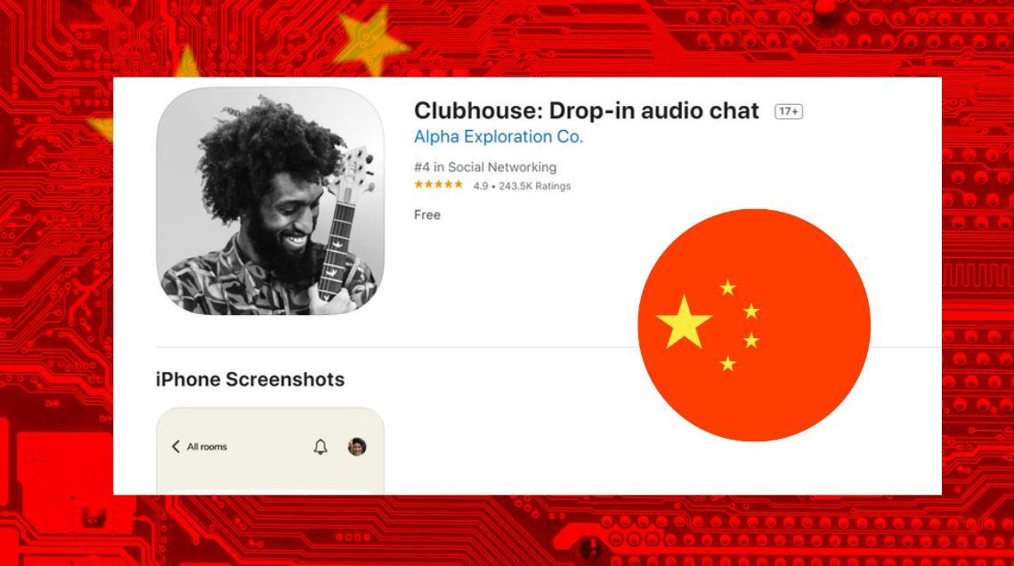 Clubhouse en China fue la solución para escapar de la censura