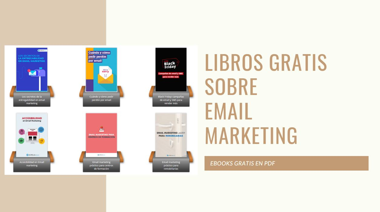 Libros gratuitos sobre Email Marketing para garantizar que tu email sea leído