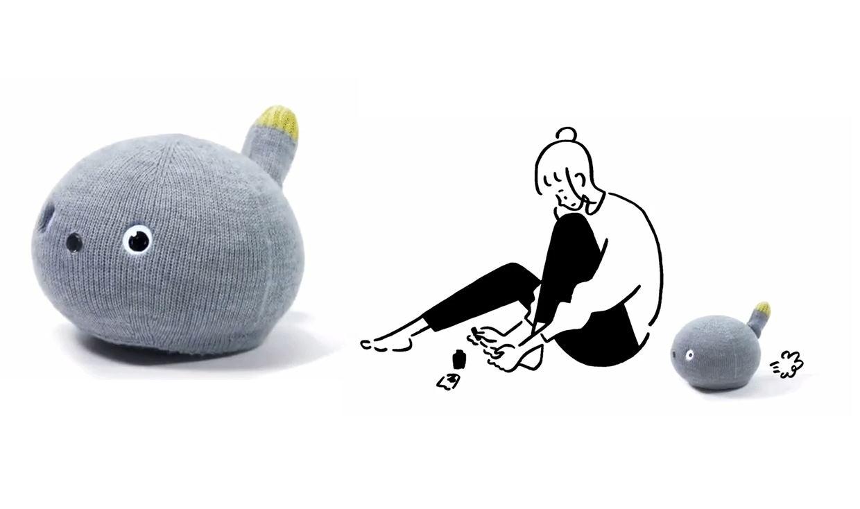 farting robot