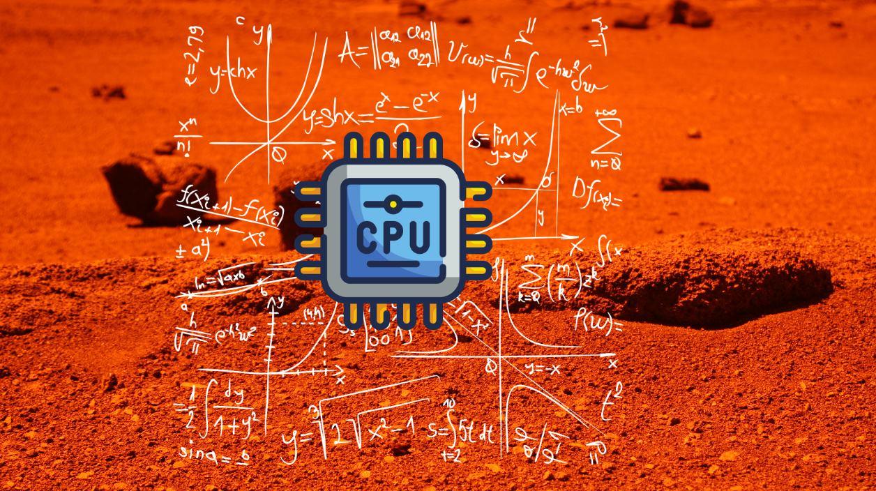 El rover Perseverance de la NASA tiene menos capacidad de procesamiento que un móvil antiguo