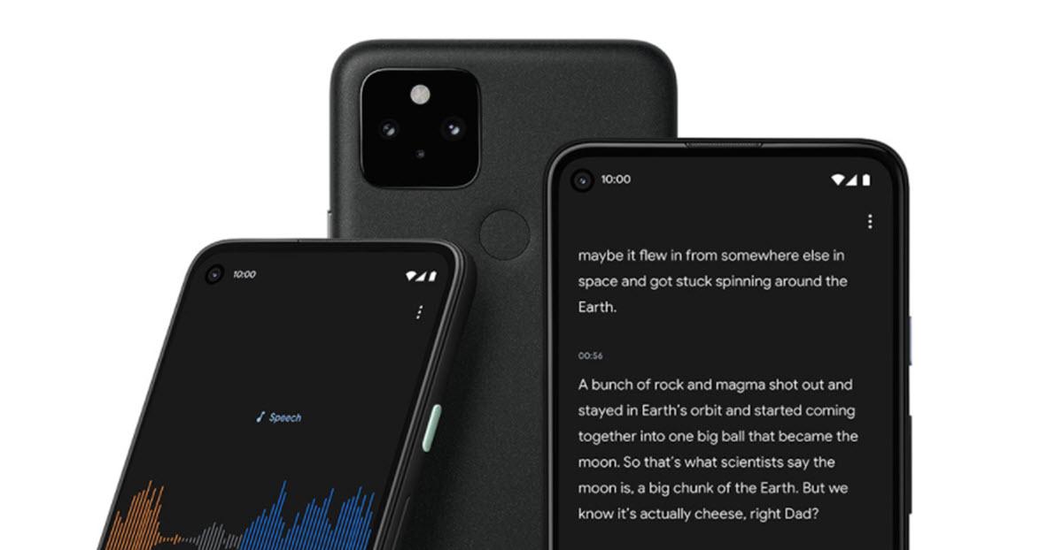 La grabadora de Google permitirá crear copia de seguridad de las grabaciones