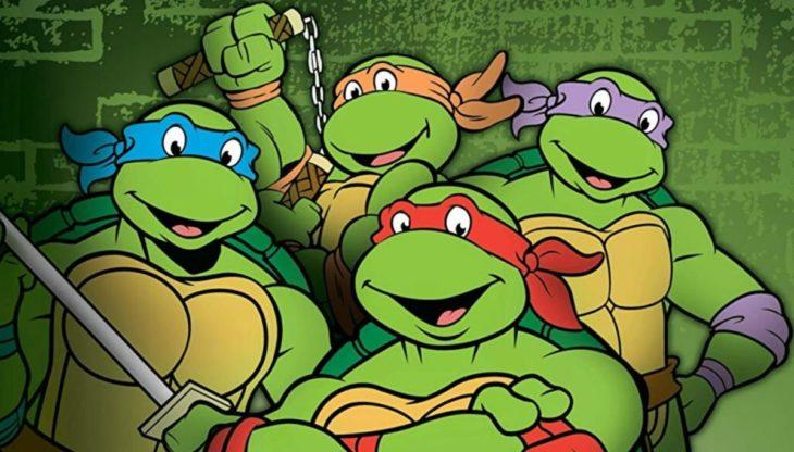Así es el nuevo juego retro de las Tortugas Ninja