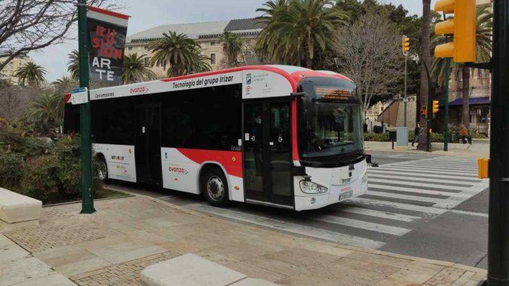 Bus Autónomo del Grupo Irizar