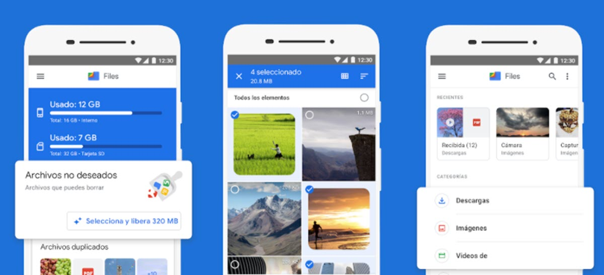 Files de Google suma una función para que no pierdas tus archivos importantes en el móvil