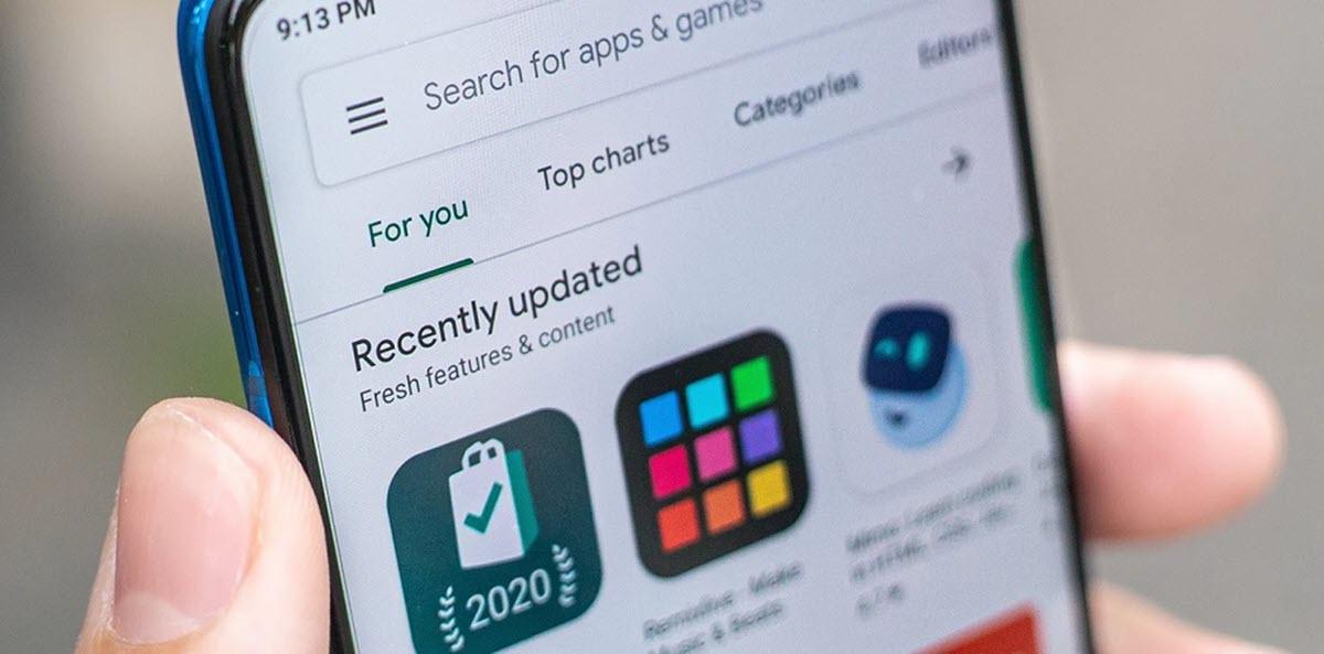 Google Play implementa una nueva dinámica para evitar las apps engañosas