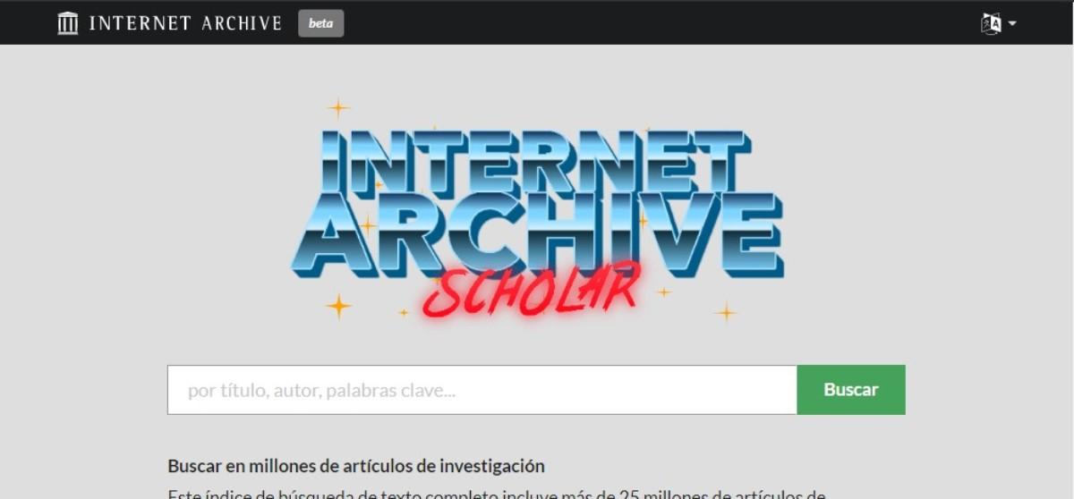 Millones de publicaciones académicas gratis en Internet