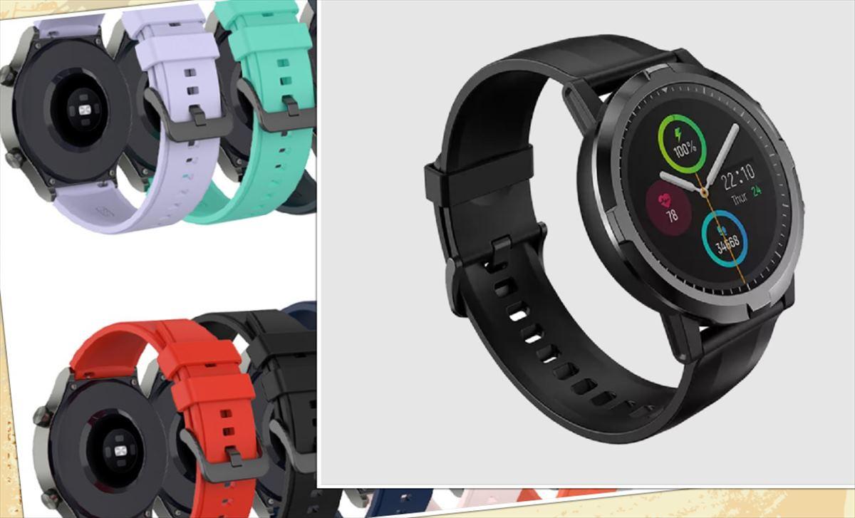 Así es Haylou LS05S, el reloj inteligente de 30 euros