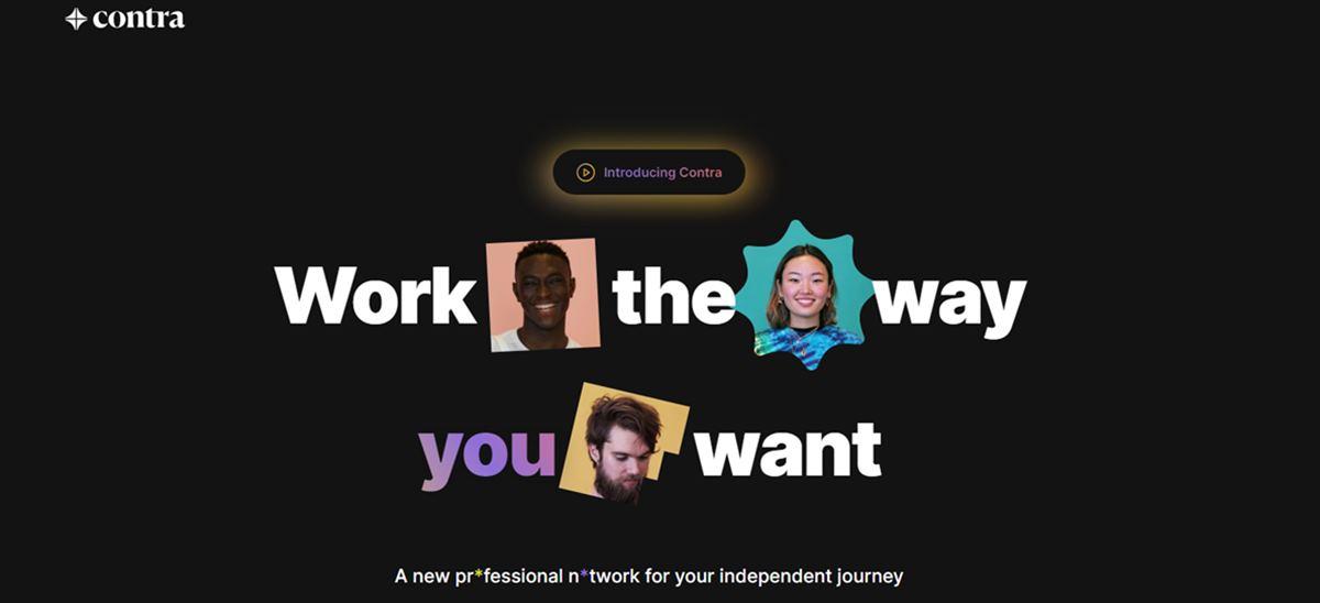Contra, una red social para profesionales que buscan nuevos proyectos