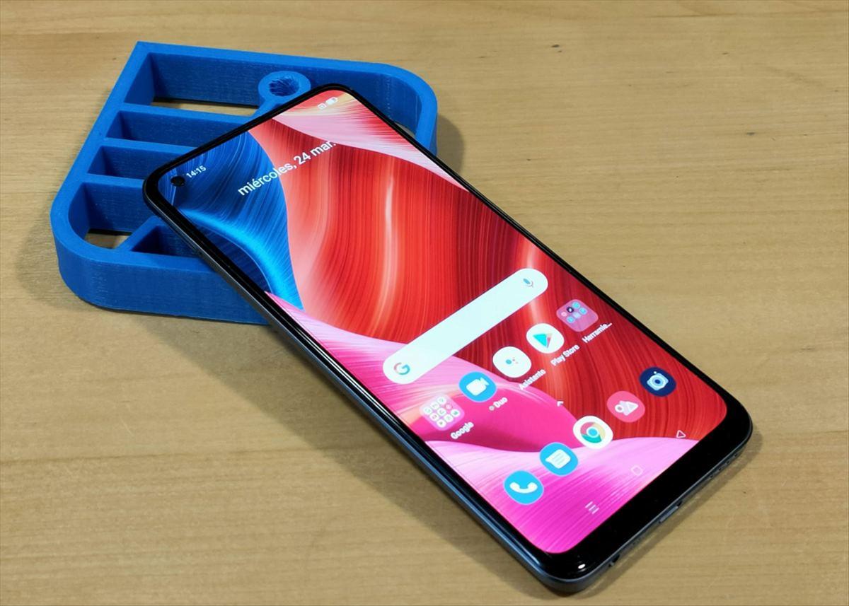 Conoce el Realme 8 Pro, un teléfono de gama media con cámara de 108 megapíxeles