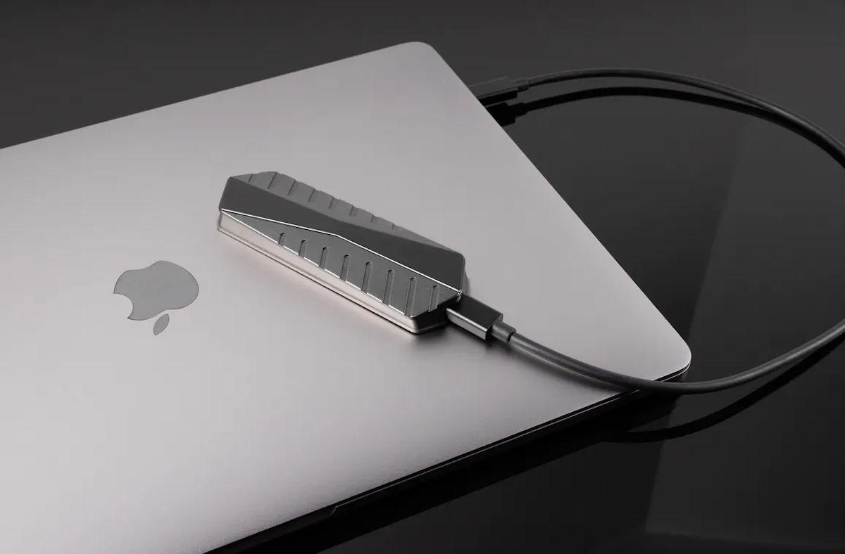 GigaDrive, un SSD externo 18 veces más potente que uno convencional