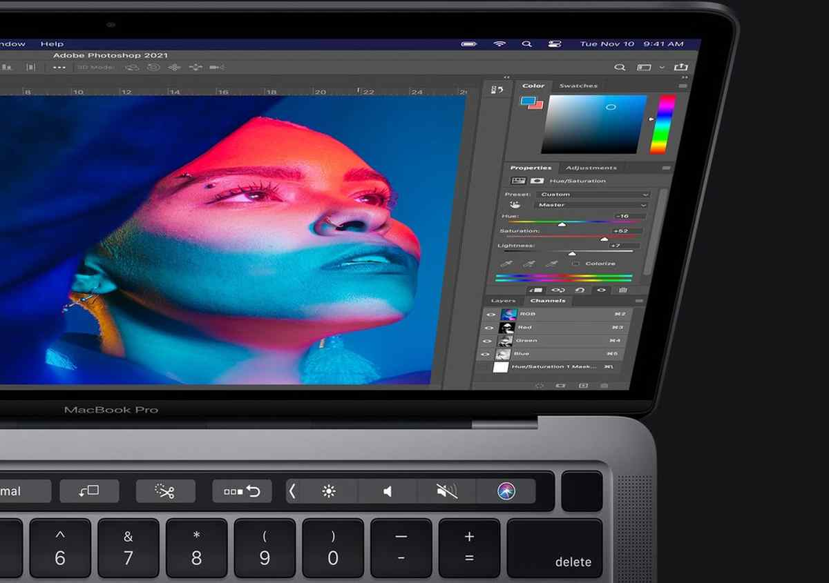 Adobe Photoshop Apple M1