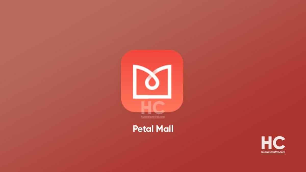 Huawei ya tiene a Petal Mail, su rival a Gmail, en fase de pruebas