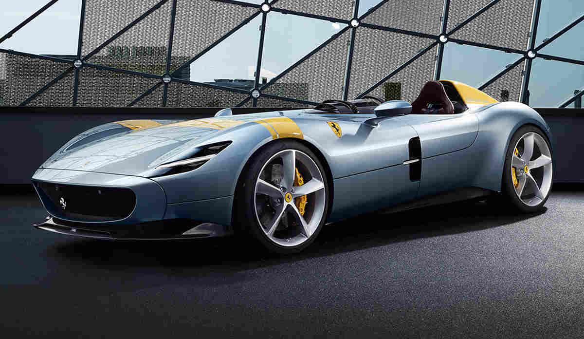 El Coche Más Bello Del Mundo Es Un Ferrari Según Análisis