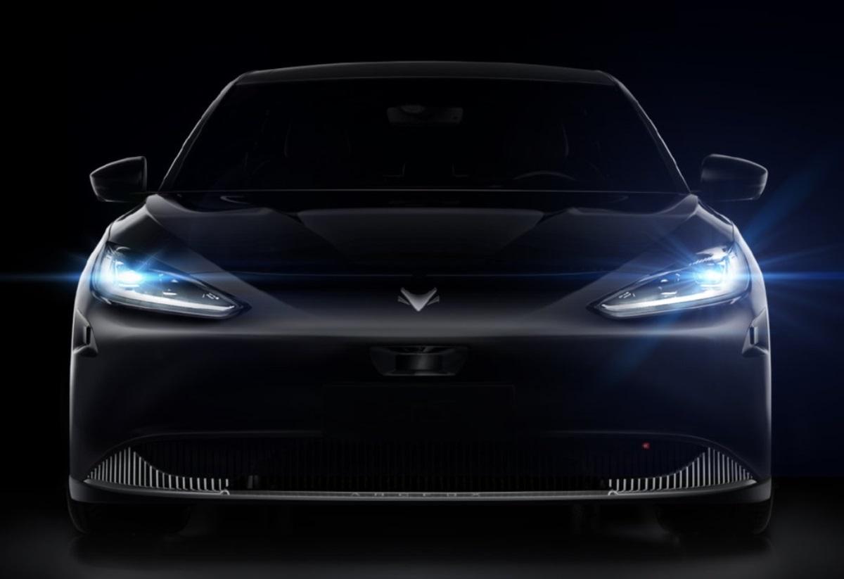 Así será el coche eléctrico de Huawei