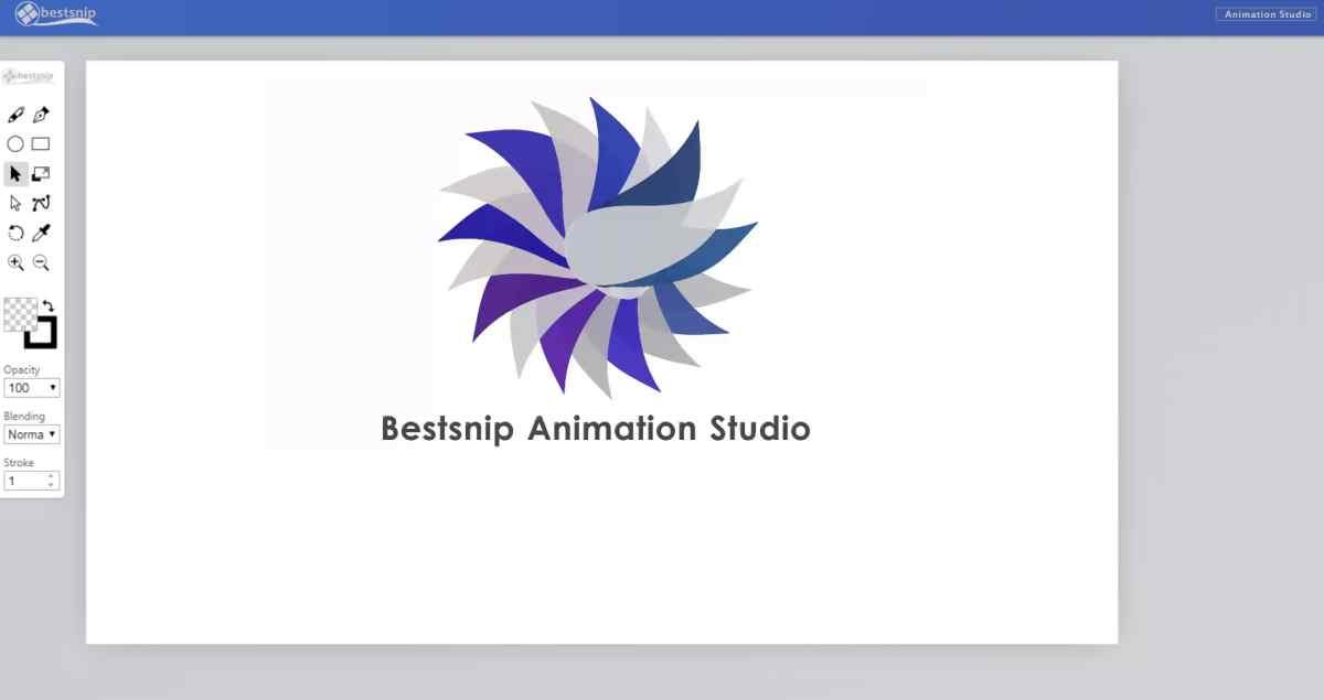 Una sencilla web para dibujar personajes y darles vida mediante animación 2D