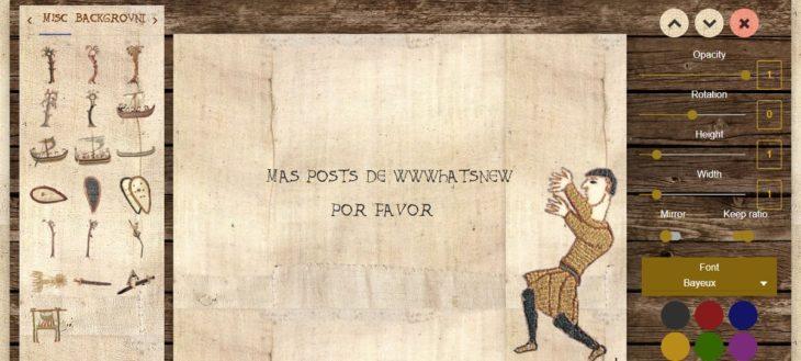 Cómo hacer memes medievales