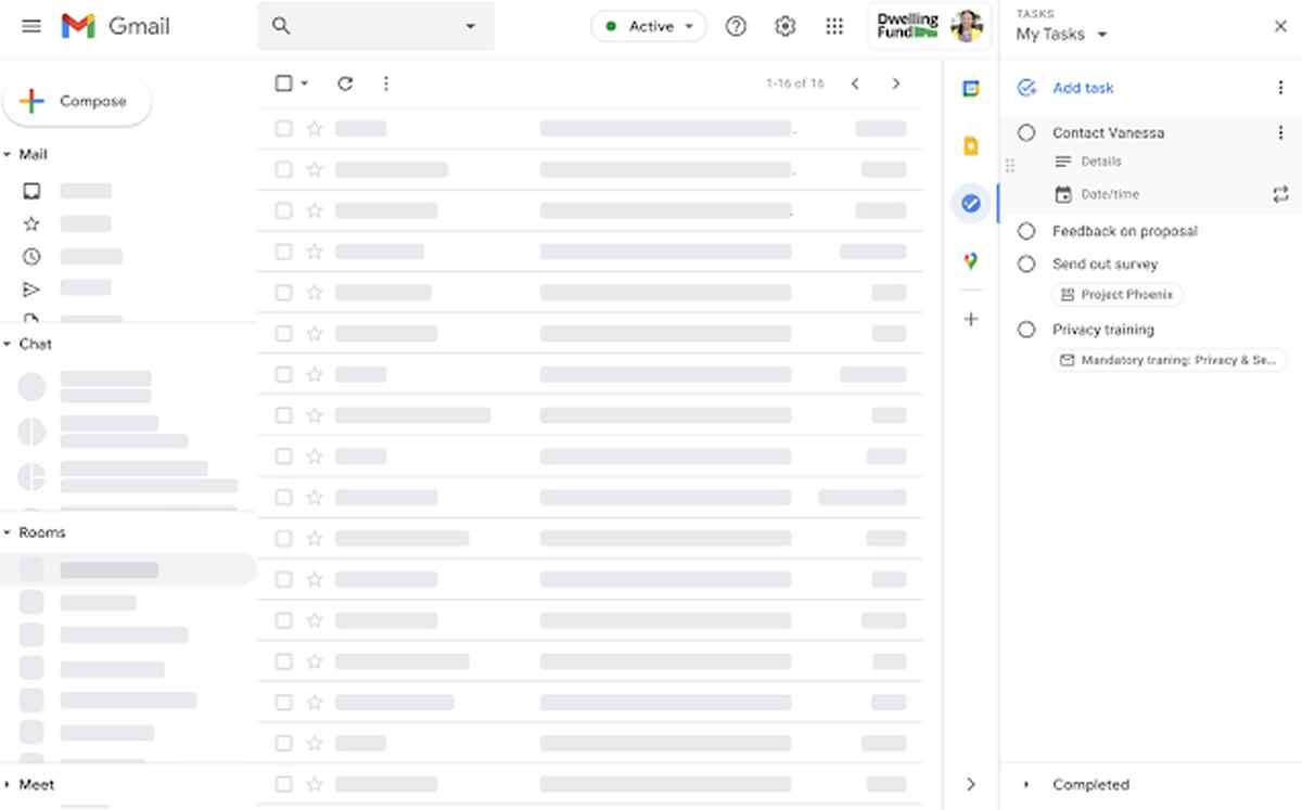 Google nos permitirá ser más eficientes en la gestión de las tareas con Task en la web