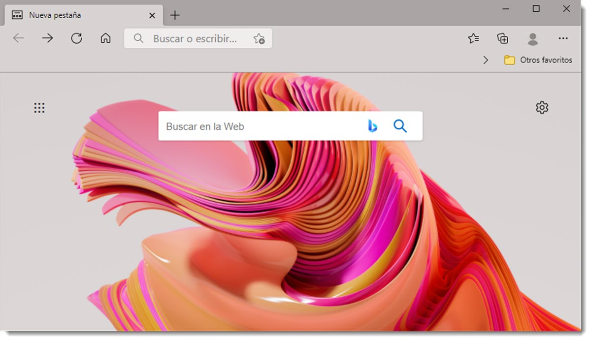 Microsoft Edge permite redimensionar las pestañas para aprovechar mejor la pantalla