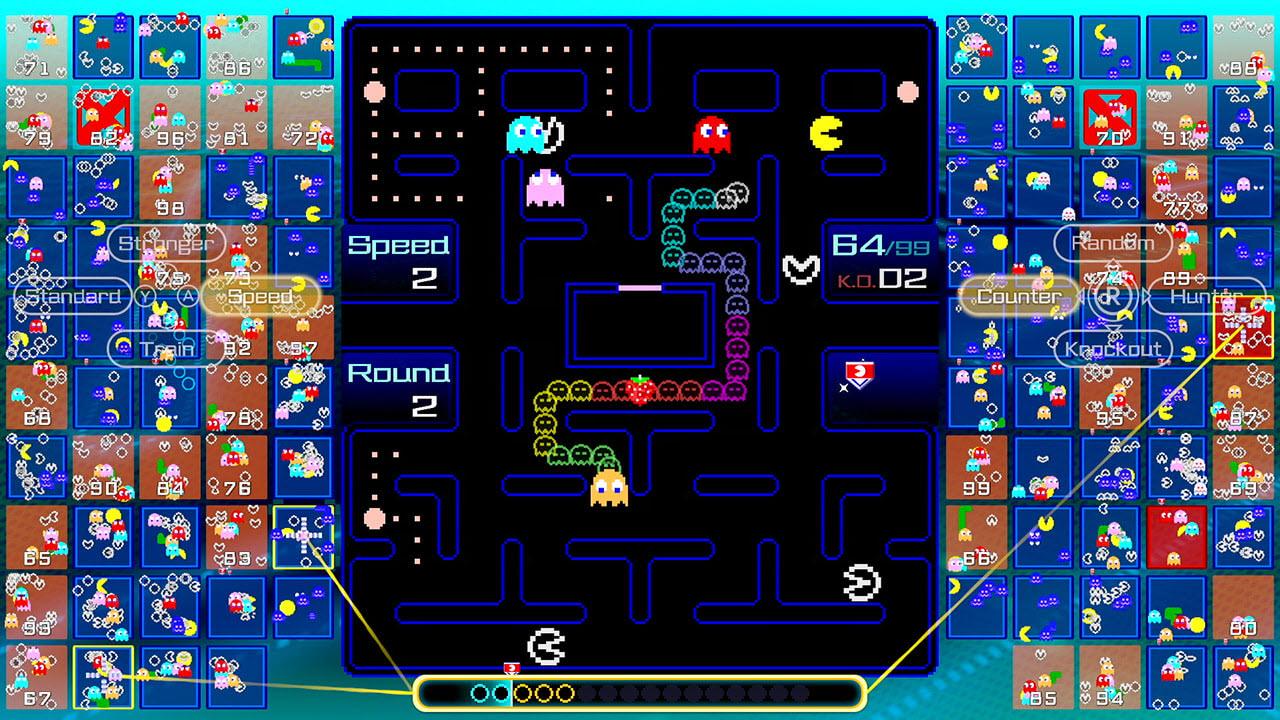 PAC-MAN 99, el nuevo Battle Royale para Nintendo Switch