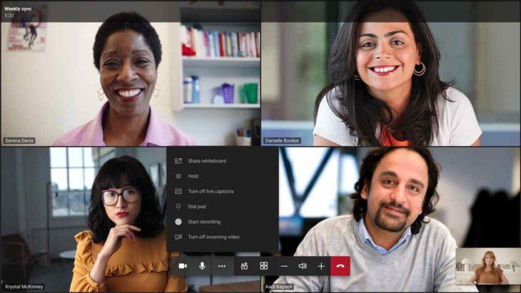 Salas de Microsoft Teams