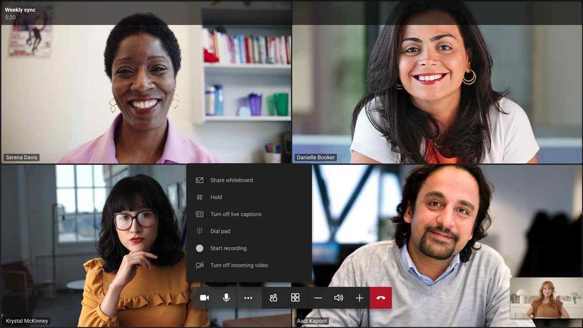 Estas son las mejoras más recientes de las Salas de Microsoft Teams para Android