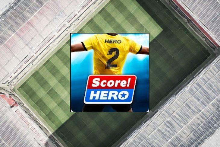 Score! Hero 2, así es la nueva fiebre del fútbol en el móvi