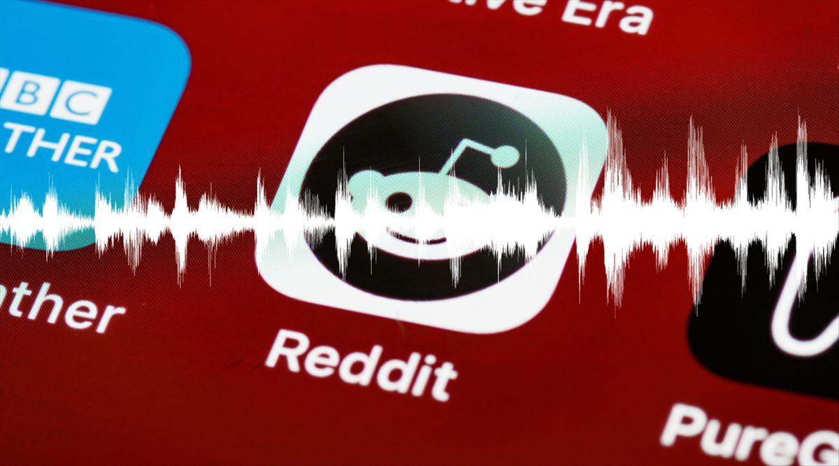 Reddit también trabaja en salas de audio al estilo clubhouse