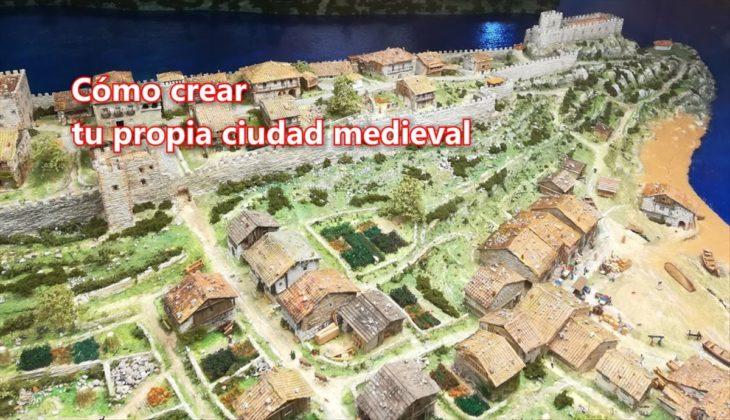 crear ciudad medieval